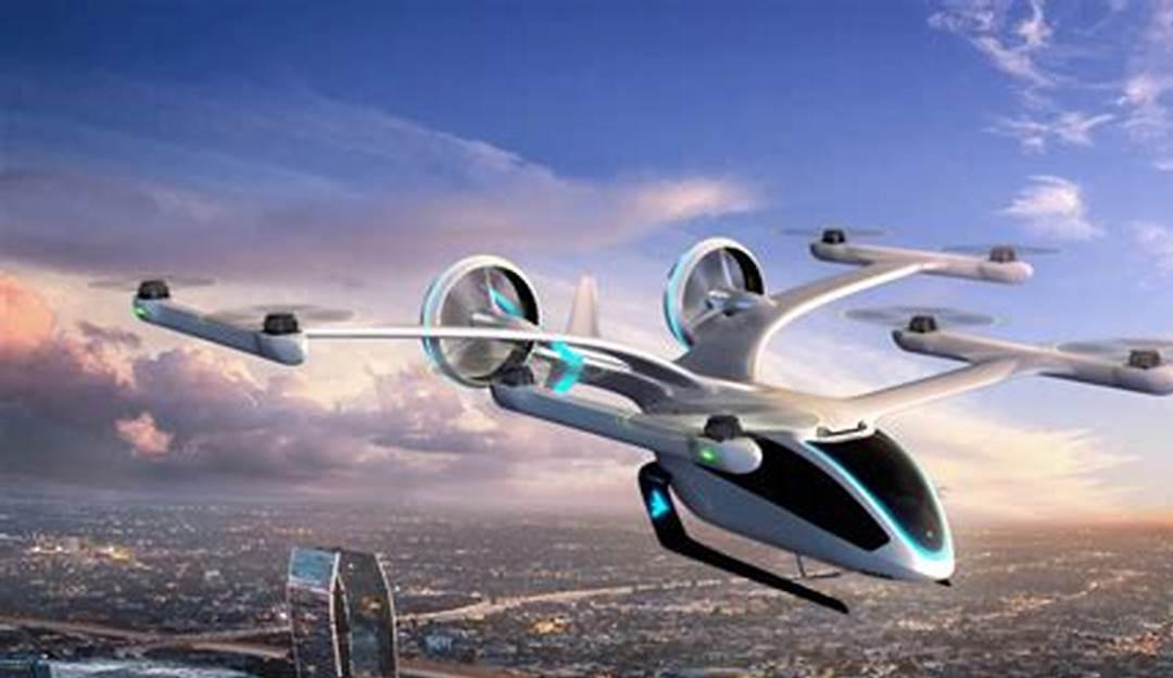 Carro voador? Entenda parceria entre a Eve, da Embraer, e a Ascent