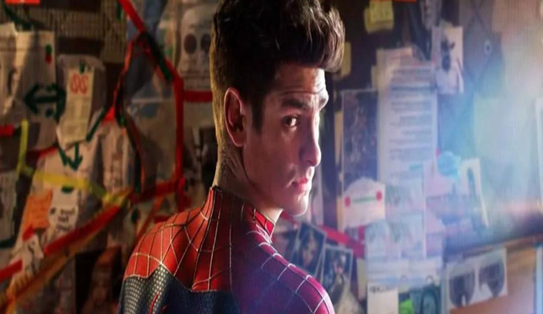 Andrew Garfield nega envolvimento em novo filme do Homem-Aranha