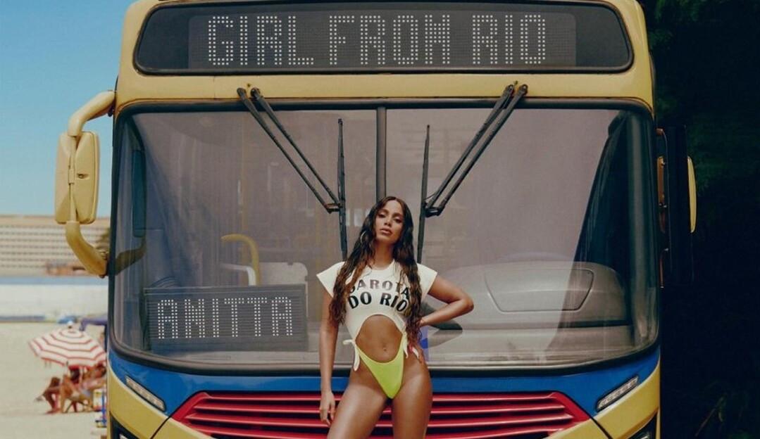 Brasil no VMA: Anitta fará performance na premiação