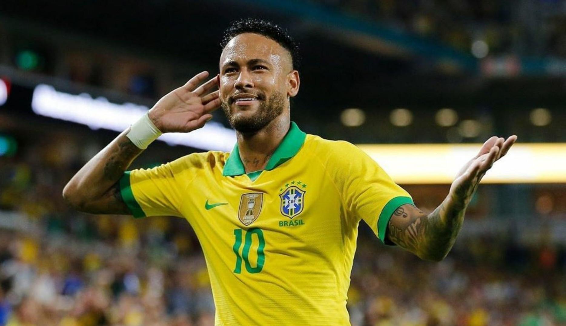 Neymar responde Patricia Pillar no Twitter após críticas da atriz