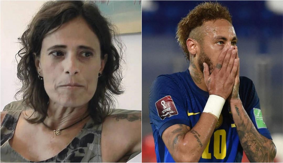 """Neymar é criticado por Zélia Duncan em rede social: """"Decepção como cidadão"""""""